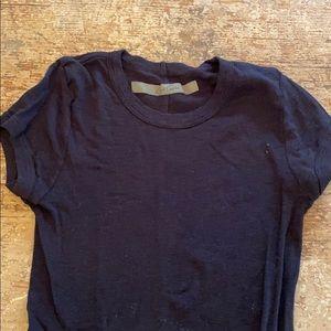 Enza Costa Black Tshirt